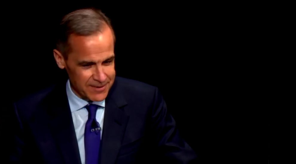 Mark Carney: Cryptocurrencies Do Not Pose Serious Risks