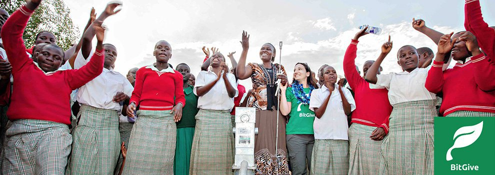 Celebrating World Water Day: A Profile of BitGive's Kenya Water Project