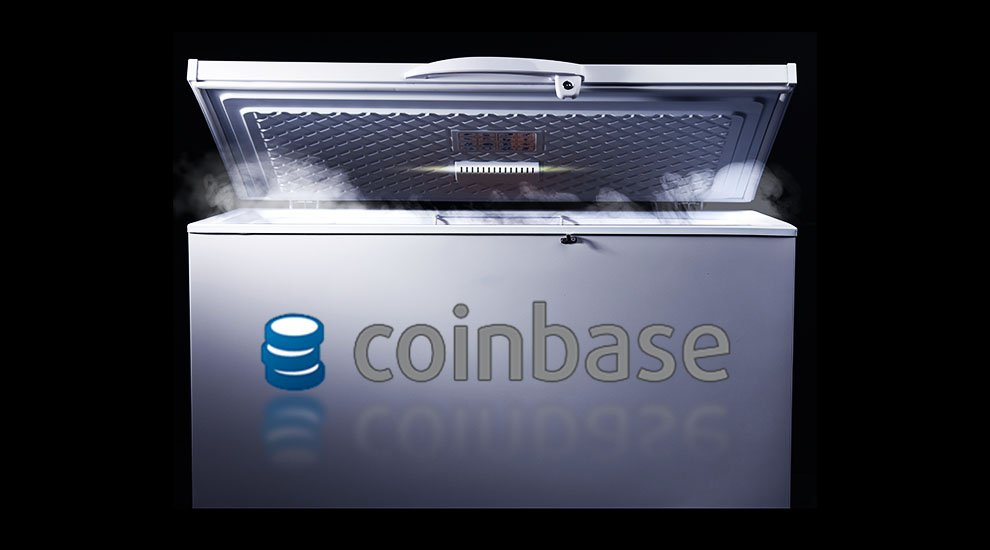 Coinbase's cryptocurrency custodial service is open for business