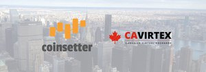 Coinsetter Sets Its Sights on Canadian Exchange Cavirtex