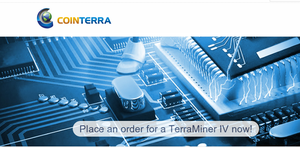 Cointerra Planning to Release 2 Petahashes of Mining Power by December