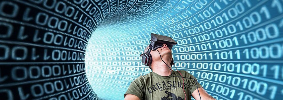 Converging Virtual Reality and Blockchain Technology