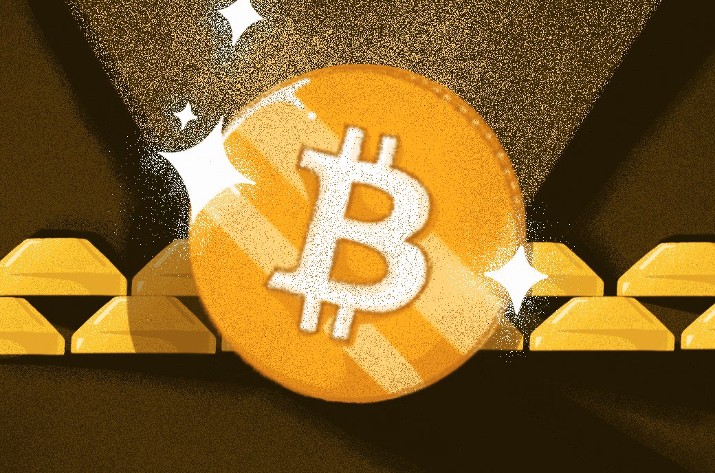 """""""Bye Gold, Buy Bitcoin"""": Grayscale Urges Investors to Drop Gold for BTC"""