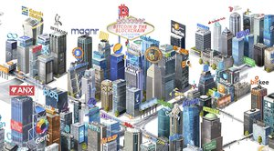 Finance and Beyond: An Infographic Map of Bitcoin and the Emerging Blockchain Ecosystem