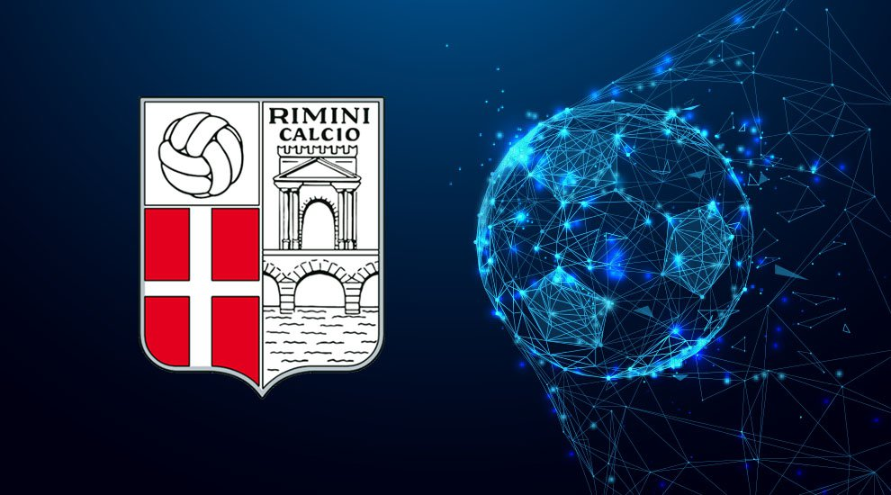 Shares in Italian Football Club Rimini Purchased With Cryptocurrency