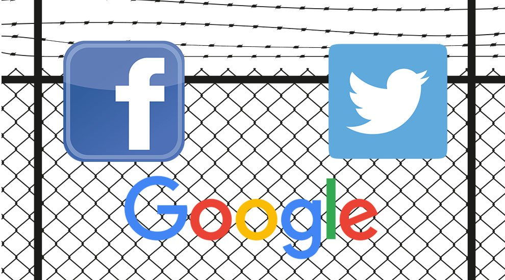 How might the Google, Facebook and Twitter cryptocurrency advertising ban affect the industry?