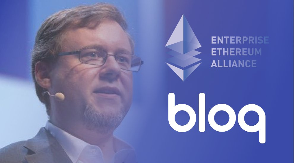 Bloq Invests in Blockchain Innovation With BloqLabs, Joins Enterprise Ethereum Alliance