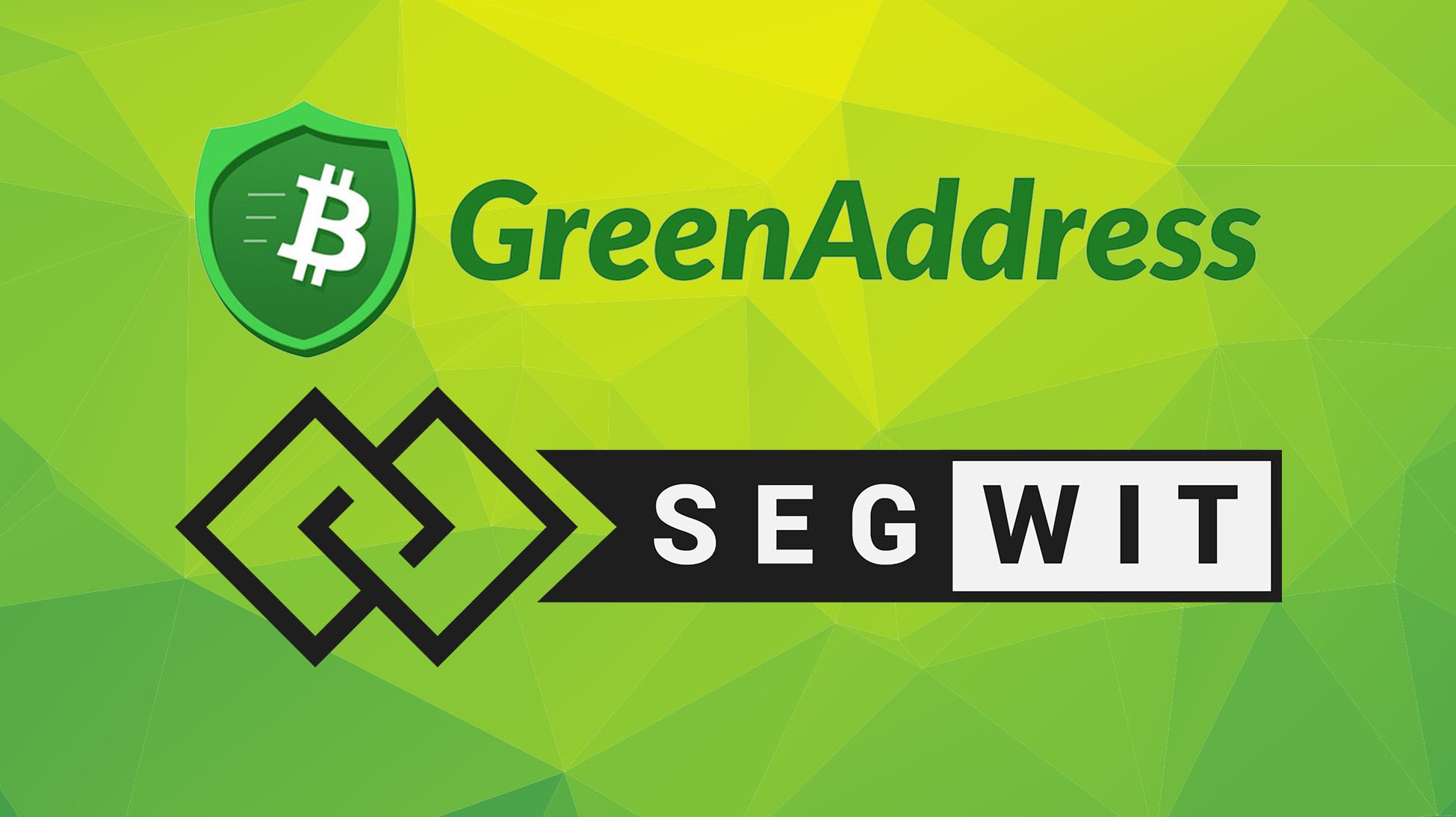 GreenAddress Is Now the First Mobile Wallet to Offer SegWit Transactions