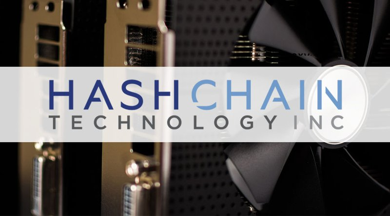 HashChain Mining Operation Acquires NODE40 Blockchain Technology Company