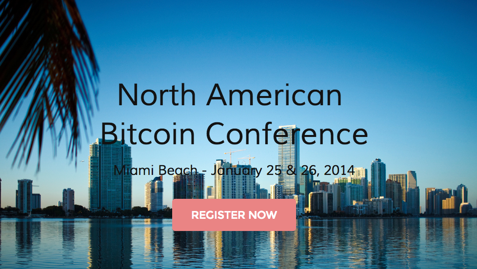 Highlight of the Week: North American Bitcoin Conference!