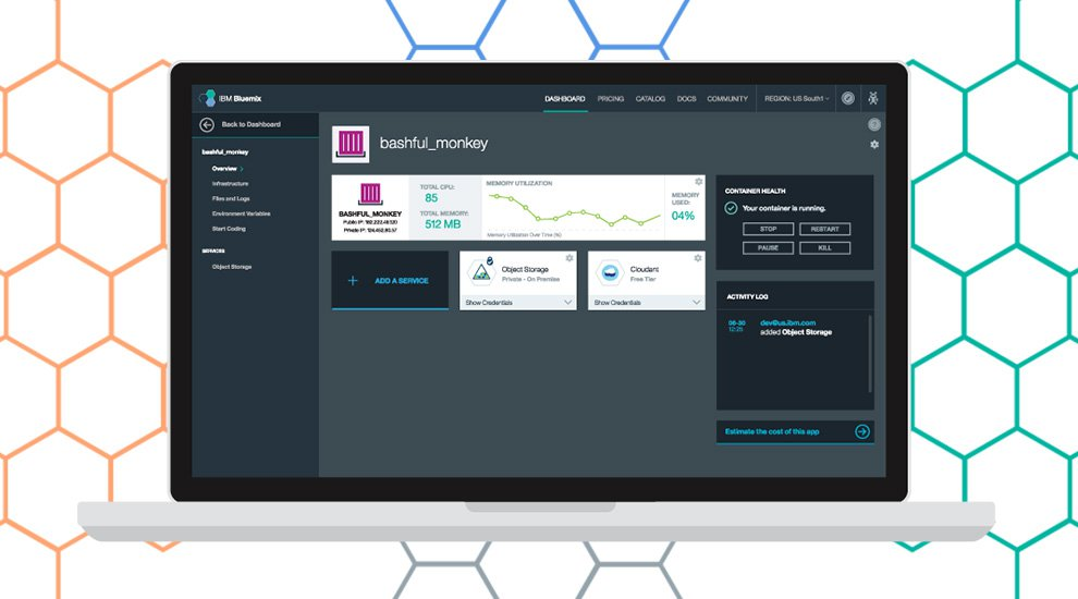 IBM Launches Blockchain Cloud Services and Releases Hyperledger Code on Bluemix