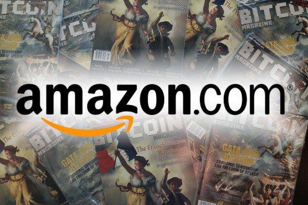 Bitcoin Magazine now on Amazon