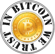 In Bitcoin We Trust Re-Launch