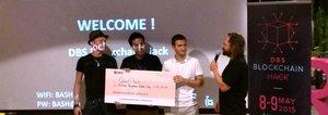 Investment Platform Omnichain Wins Blockchain Hackathon Sponsored by DBS Bank and IBM