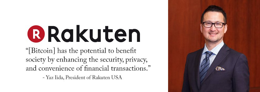 Japanese E-commerce Giant Rakuten to Accept Bitcoin Through Bitnet
