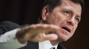 In Cautionary Speech, Chairman Clayton Parrots SEC's Bitcoin ETF Concerns