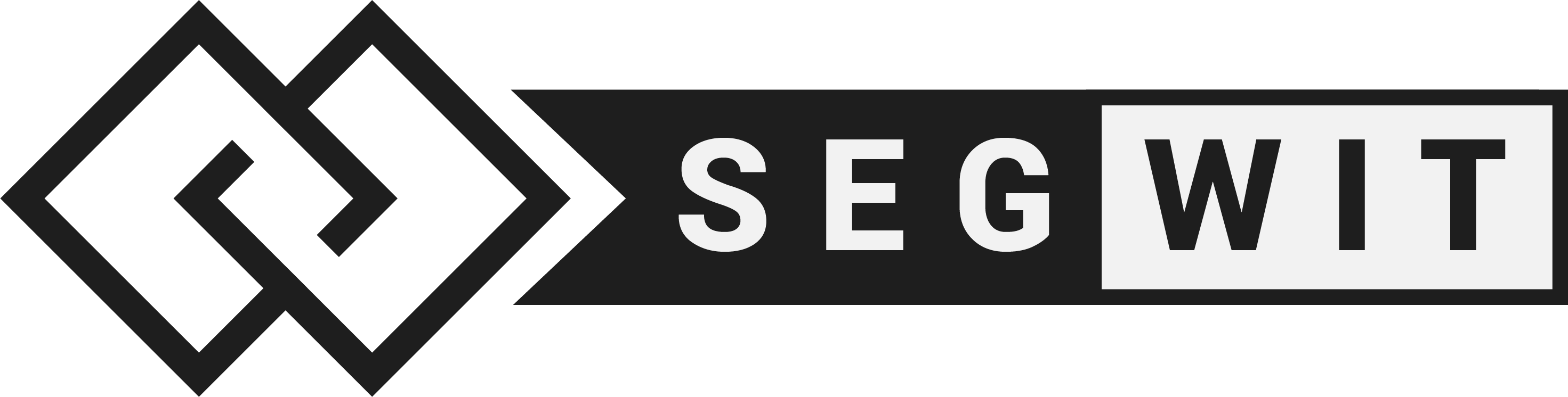 Segregated Witness logo designed by Albert Dros
