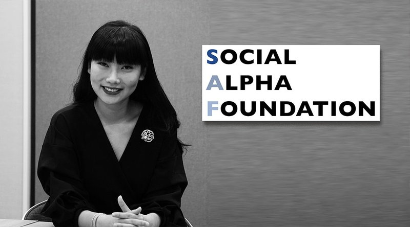 Nydia Zhang of the Social Alpha Foundation: Using the Blockchain for Good thumbnail