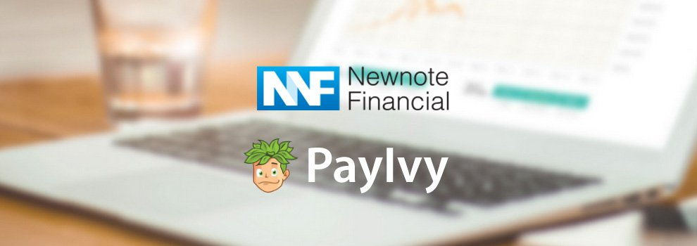 Merchant Site PayIvy.com Acquired by Digital Currency Investor Newnote Financial