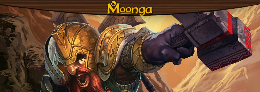 Moonga Game Series to Utilize Blockchain for In-game Assets and Crowdfunding