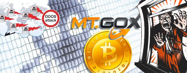 Mt. Gox DDoS and the Panic-Sell Price Drop