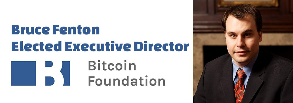 New Bitcoin Foundation Executive Director Bruce Fenton Shares Vision for Future
