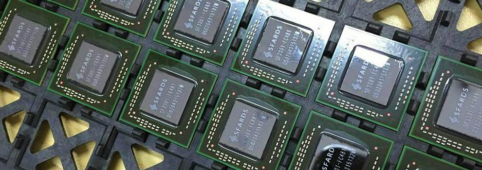 New Mining Chip Developed by SFARDS Becomes Most Efficient Chip Produced