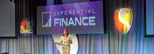 Financial Blockchain Applications will be Measured in the Trillions, says Blythe Masters at Exponential Finance 2015
