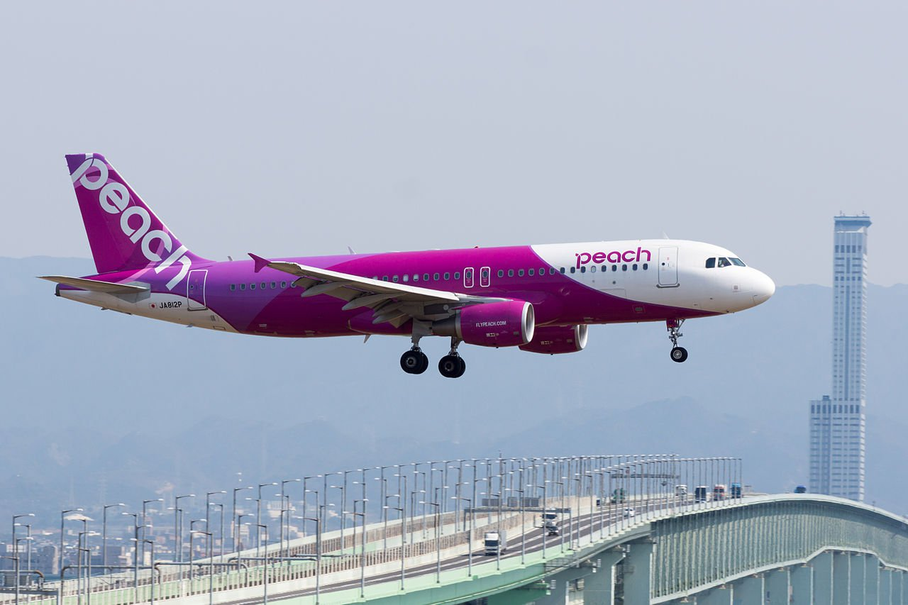 Peach Airline to Accept Bitcoin After Japan Recognizes Cryptocurrency