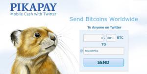 PikaPay: Microfunding Over Twitter