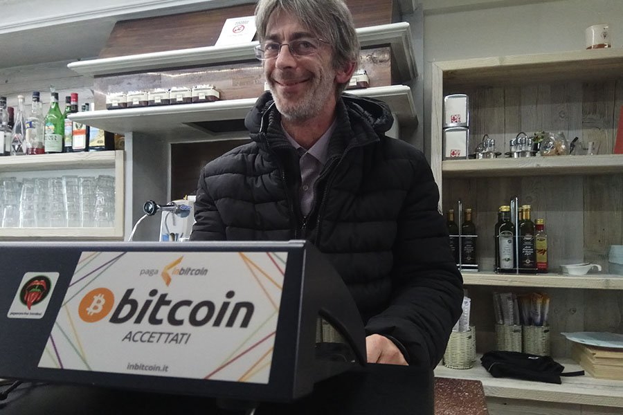 ivan  - riv accetato - In This Italian Mountain Town, Everyone Knows About Bitcoin