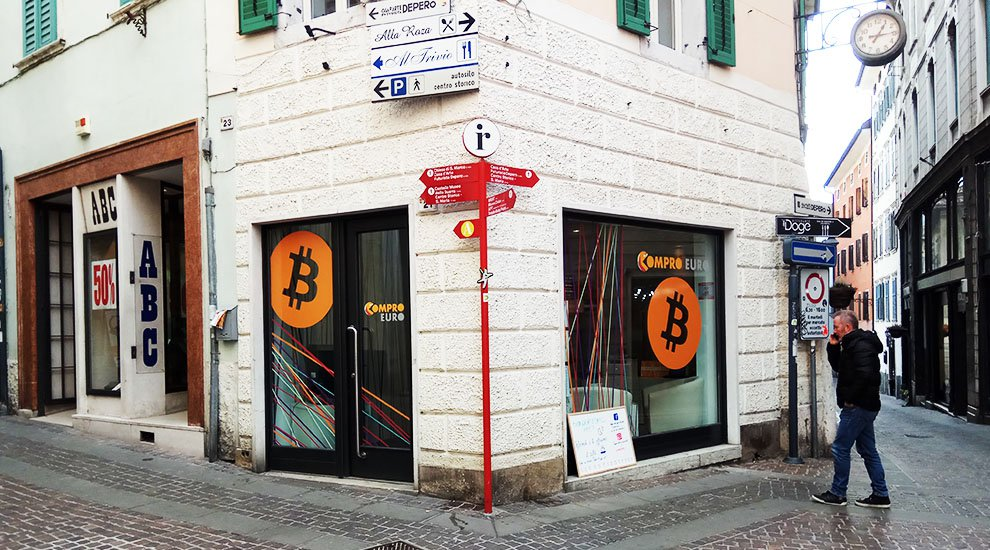 Welcome to Rovereto, Italy - the heart of Bitcoin Valley.