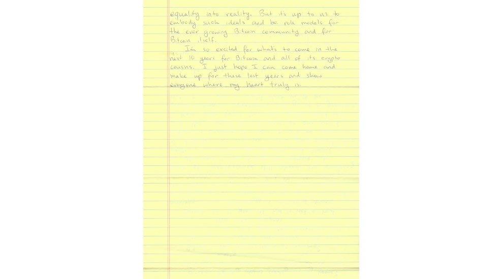 Ross letter original 3