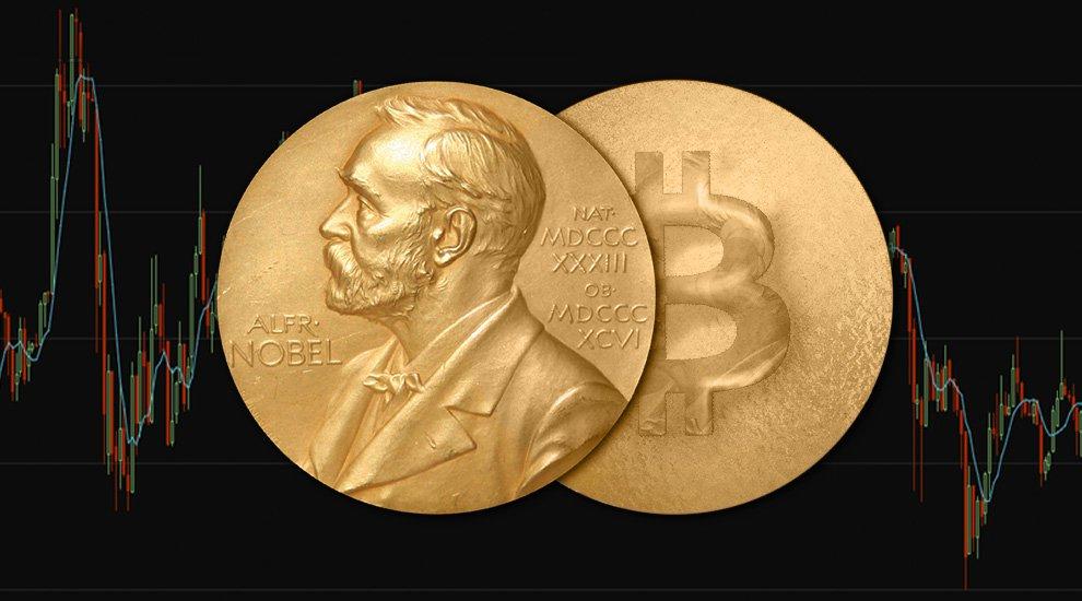 Satoshi Nakamoto Nominated for the 2016 Nobel Prize in Economics