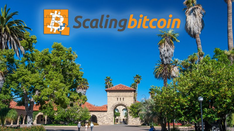 Scaling Bitcoin Stanford