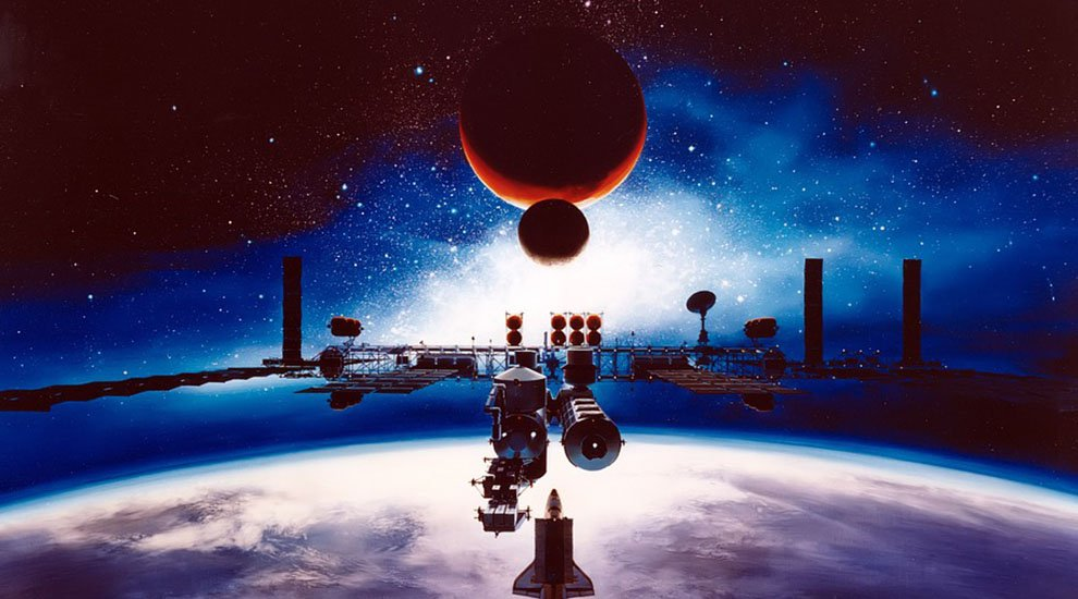 Space Decentral: Using Blockchain Tech to Democratize Space