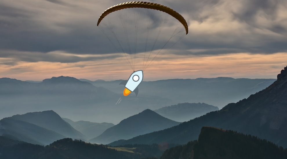 Blockchain Wallet Announces Stellar (XLM) Airdrop Worth $125 Million