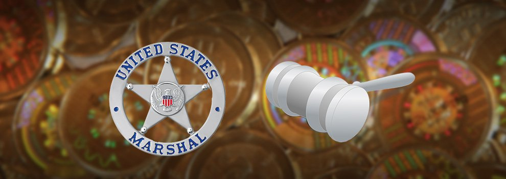 U.S. Marshals Hold Third Bitcoin Auction