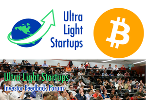 Ultra Light Startups Hosts Successful NYC Bitcoin Pitch Event