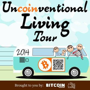 Uncoinventional Tour in Review, Our Month on the Road Spending Bitcoin Only