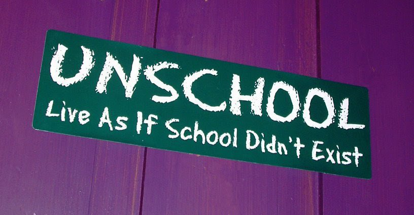 Unschooling: a Decentralized P2P Education Platform