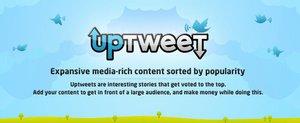 UpTweet: Bitcoin And Social Media Meet Again
