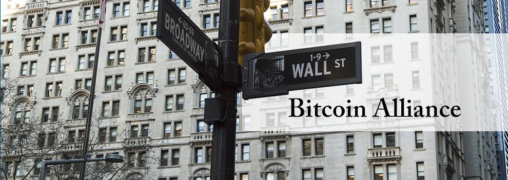 Wall Street Bitcoin Alliance Launches to Reflect Growing Institutional Interest
