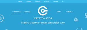 A Look at Cryptonator