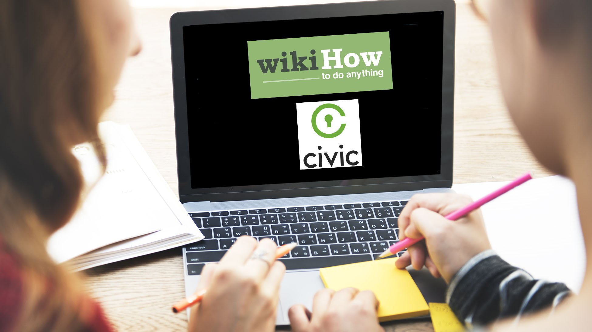 WikiHow Users Can Now Secure Their Online Identities with Civic